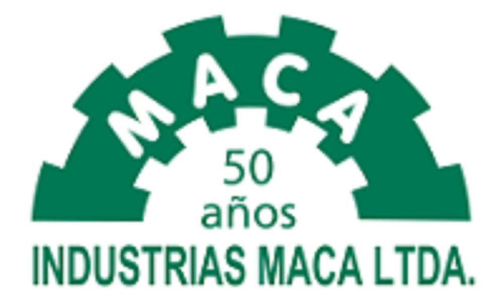 Logo de Industrias Maca